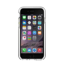 Tech21 Tech21 Evo Band Bumper Case for iPhone 6/6s/7/8 - Clear/White