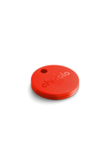 CHIPOLO CHIPOLO Plus Smart Keyring Finds+Tracke - Coral Red