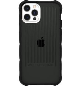 Element Element Case Special Ops Case for iPhone 12 Pro Max - Smoke and Black