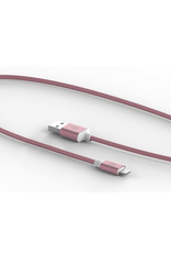 Griffin Griffin Braided Apple Lightning Cable (5ft/1.5m) - Rose Gold