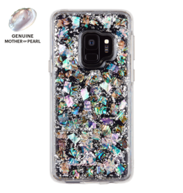 Case Mate Case Mate Karat Petals Case for Samsung Galaxy S9 - Mother of Pearl