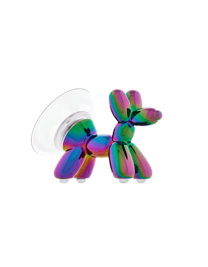 Case Mate Case Mate Stand Ups Balloon Dog Device Stand and Grip - Iridescent