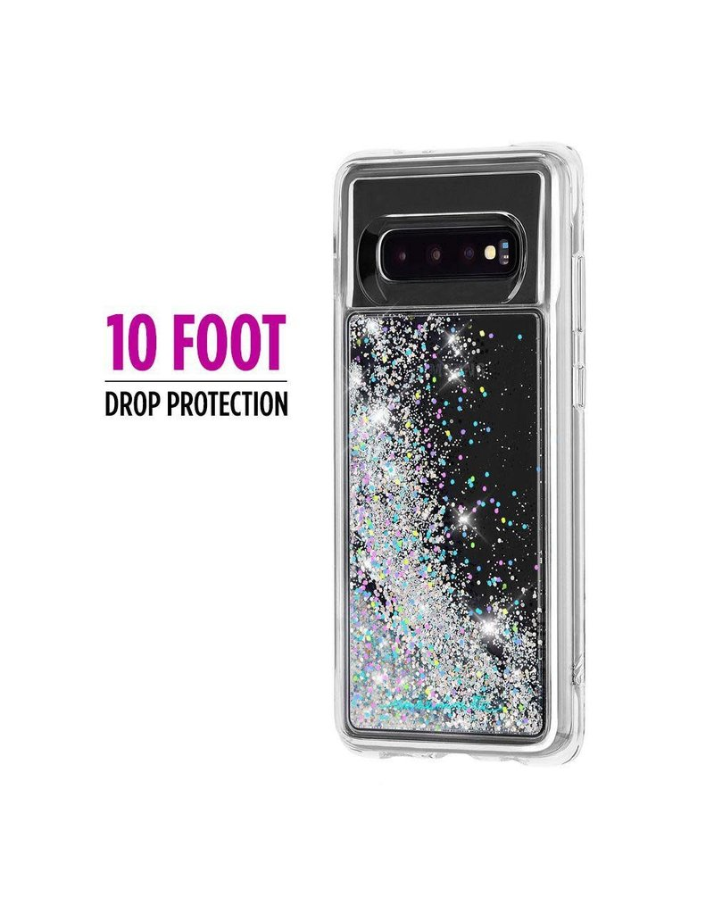 Case Mate Case Mate Waterfall Case for Samsung Galaxy S10 Plus - Iridescent