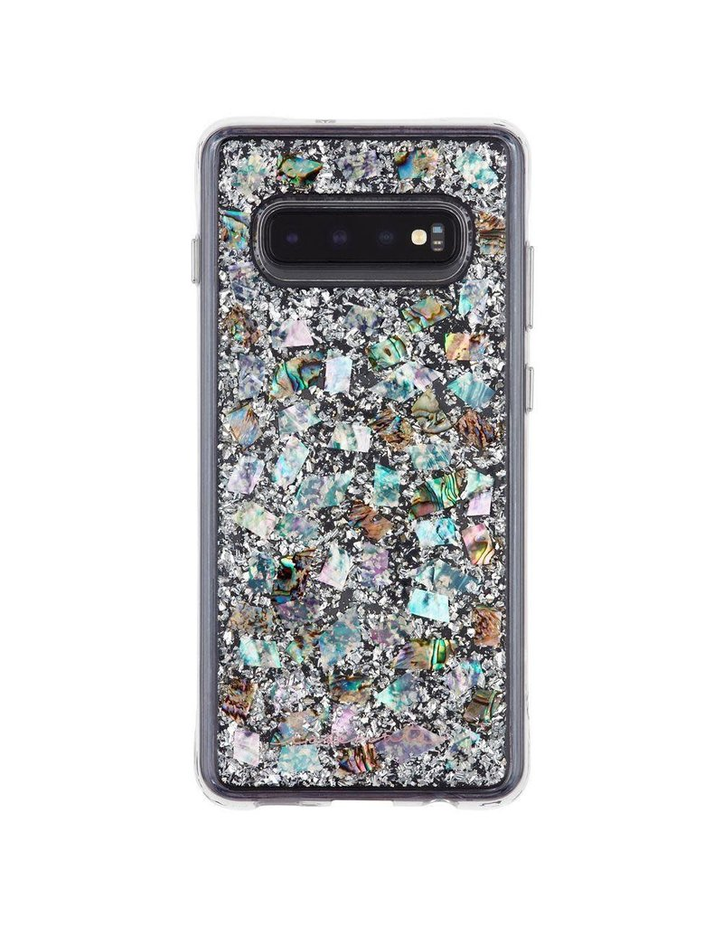 Case Mate Case Mate Karat Case for Samsung Galaxy S10 - Mother of Pearl