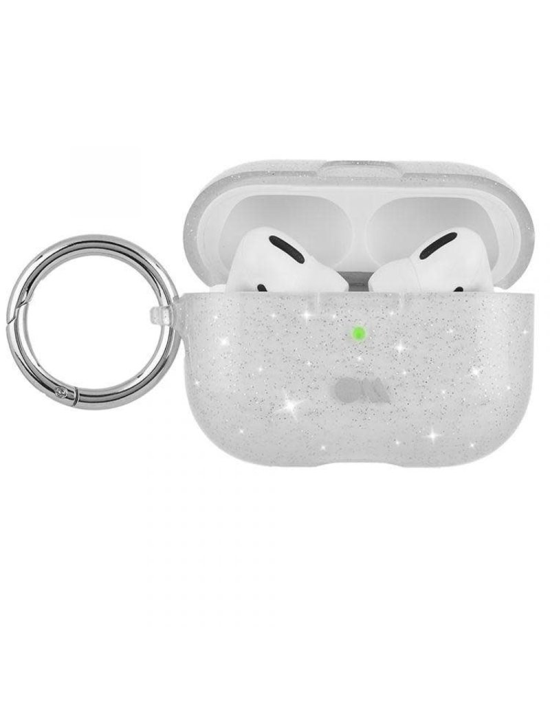 Case Mate Case Mate Sheer Crystal Case for Apple AirPods Pro - Clear