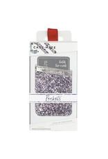 Case Mate Case Mate Pockets Card Holder - Silver Glitter