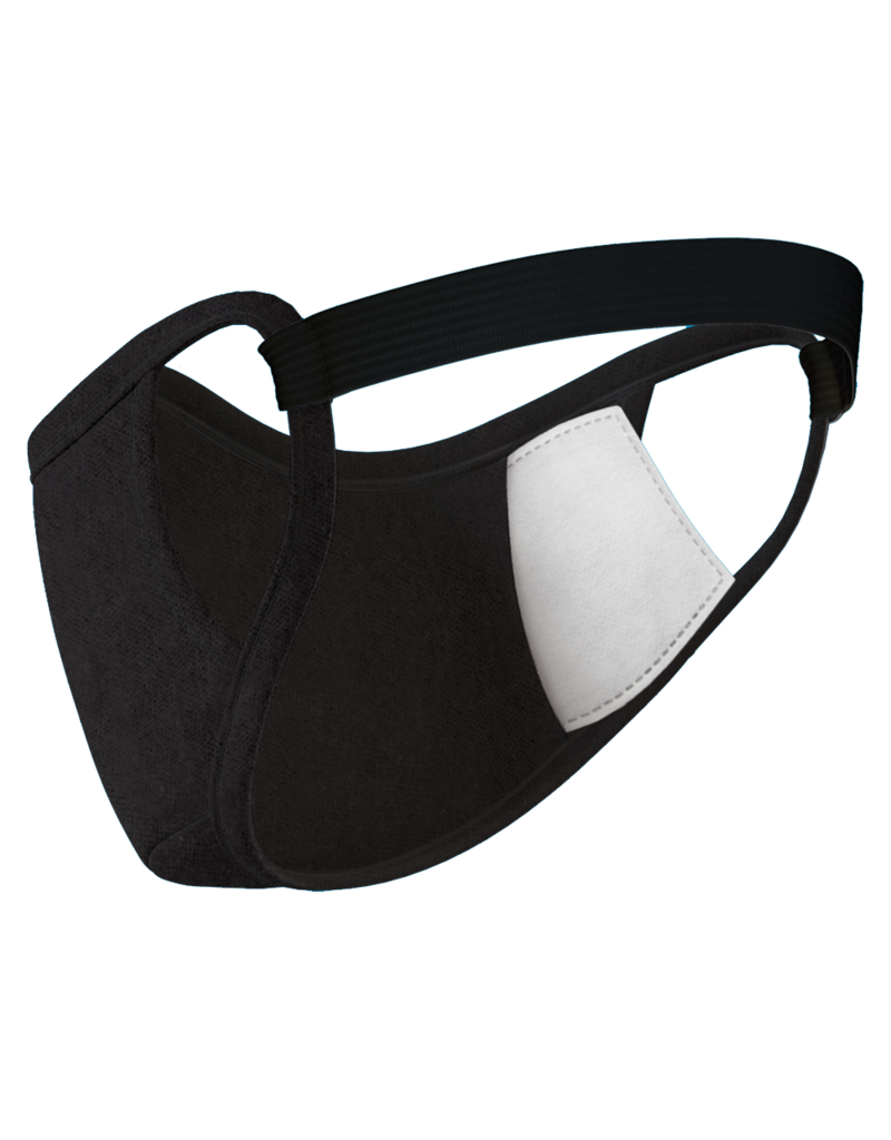 Case Mate Case Mate Safe Mate Washable Cloth Mask Pack of 3 - Black, Navy, and Gray