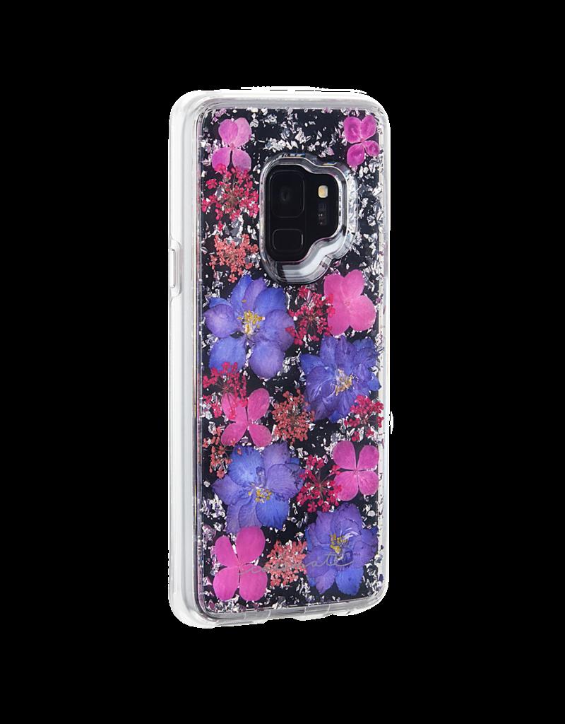 Case Mate Case Mate Karat Petals Case for Samsung Galaxy S9 - Purple