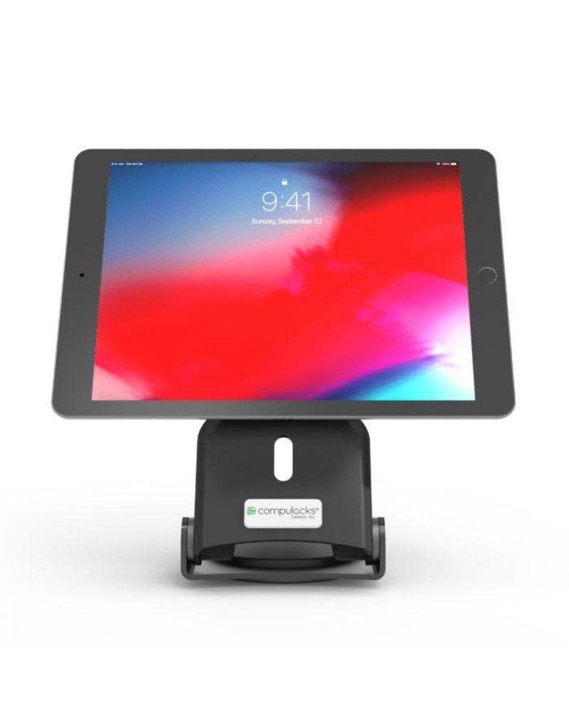 Compulocks Compulocks Hand Grip and Dock Universal Kiosk Stand for iPad and Tablet - Black