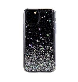 SwitchEasy SwitchEasy Starfield Case for iPhone 11 Pro - Transparent Black