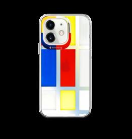 SwitchEasy SwitchEasy Artist Case for iPhone 12 Mini - Mondrian