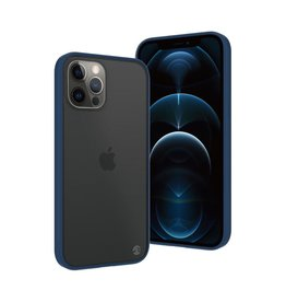 SwitchEasy SwitchEasy Aero Case for iPhone 12 Pro Max - Ice Navy Blue