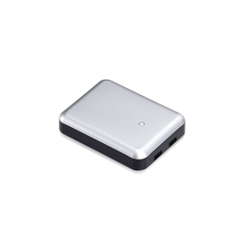 Just Mobile Just Mobile Gum Max Duo Battery Pack 11,200 mAh - Silver