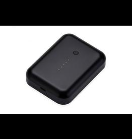 Just Mobile Just Mobile Gum++ High Capacity Backup Battery 6000 mAh - Black