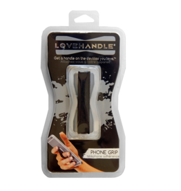 Love Handle LOVE HANDLE GRIP FOR PHONE - SILVER