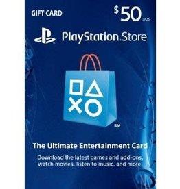 PlayStation PlayStation Network Bahrain $50.00 Gift Card