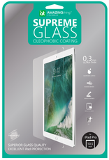 "AMAZINGthing AT IPAD PRO / AIR 10.5"" 0.33MM SUPREME GLASS (CRYSTAL)"