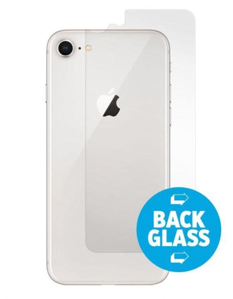 Gadget Guard GADGET GUARD BLACK ICE EDITION BACK GLASS FOR IPHONE 8