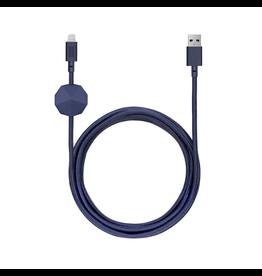 Native Union Native Union Anchor Cable USB To Lightning 2M - Marine