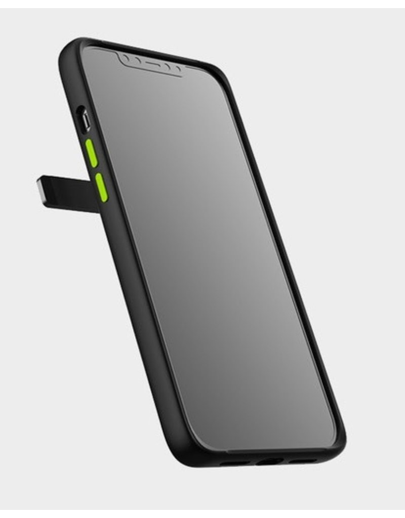 Goui Goui Magnetic Case for iPhone 12 Pro Max With Magnetic Bars - Black