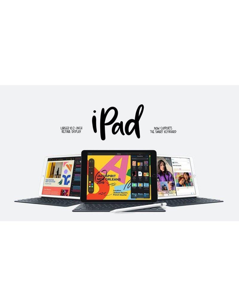 "Apple Apple iPad 7th 10.2"" Wi-Fi +Cellular 32GB -Silver"