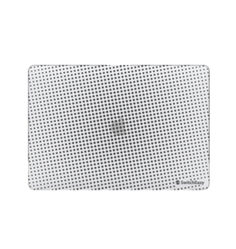 """SwitchEasy SwitchEasy Dots Case for 2020-2018-M1 MacBook Air 13"""" - Ice"""