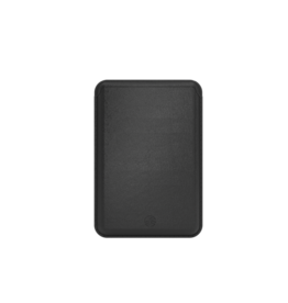 SwitchEasy SwitchEasy Leather MagWallet with MagSafe for iPhone 12 Series - Black
