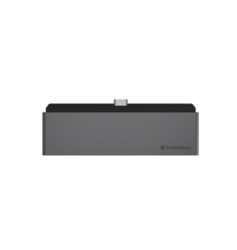 SwitchEasy SwitchEasy Switch Drive 6 in 1 USB - C Hub - Space Gray