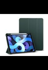 "Green Premium Vegan Leather Case For iPad Air 10.9"" 4th Gen - Green"