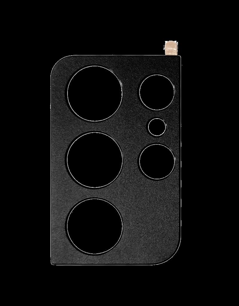 Gadget Guard Gadget Guard Camera Lens Protector for Samsung Galaxy S21 Ultra 5G - Black
