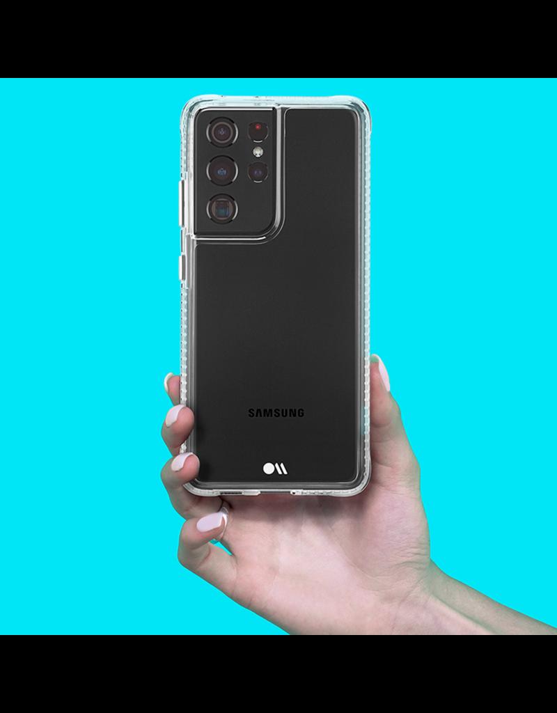 Case Mate Case Mate Tough Plus Case for Samsung Galaxy S21 Ultra 5G - Clear