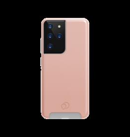 Nimbus9 Cirrus 2 Case for Samsung Galaxy S21 Ultra 5G - Rose Gold