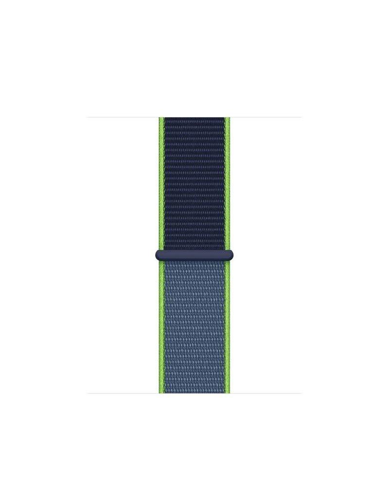 Apple Apple Watch Sport Loop Band 38-40mm - Neon Lime