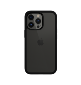"""SwitchEasy SwitchEasy Aero Plus Ultra Light Shockproof Case for iPhone 13 6.7"""" - Clear Black"""