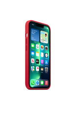 Apple Apple IPhone 13 Pro Max Silicone Case with MagSafe - Product Red