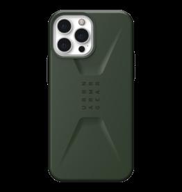 UAG UAG Civilian Case for Apple iPhone 13 Pro Max - Olive