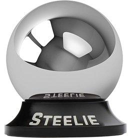 Nite Ize Nite Ize  Steelie Dash Ball Component - Silver and Black
