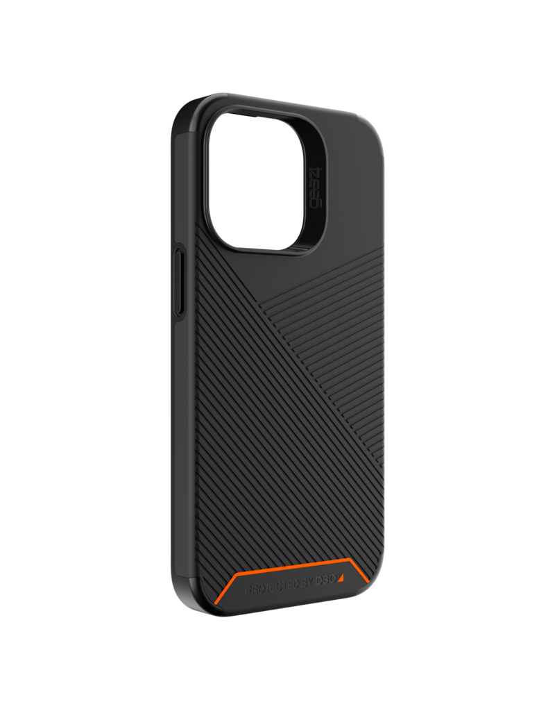 Gear4 Gear4 Denali Snap Case for Apple iPhone 13 Pro - Black