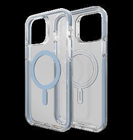 Gear4 Gear4 Santa Cruz Snap Case for Apple iPhone 13 Pro Max - Blue