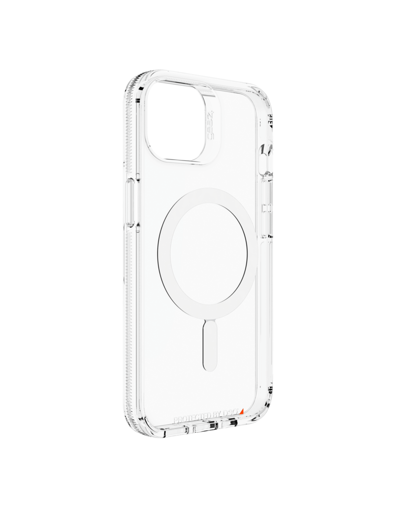 Gear4 Gear4 Crystal Palace Snap MagSafe Case for Apple iPhone 13 - Clear