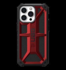 UAG UAG Monarch Case for Apple iPhone 13 Pro Max - Crimson and Black