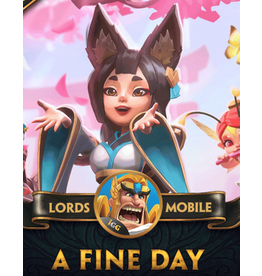 Lords Mobile Lords Mobile A Fine Day Gift Card