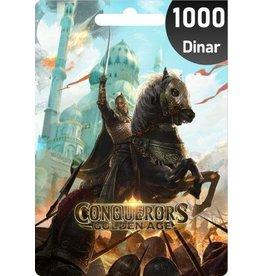 Conquerors Conquerors 1000 Dinar Gift Card