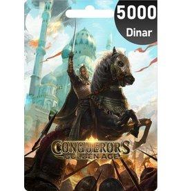Conquerors Conquerors 5000 Dinar Gift Card