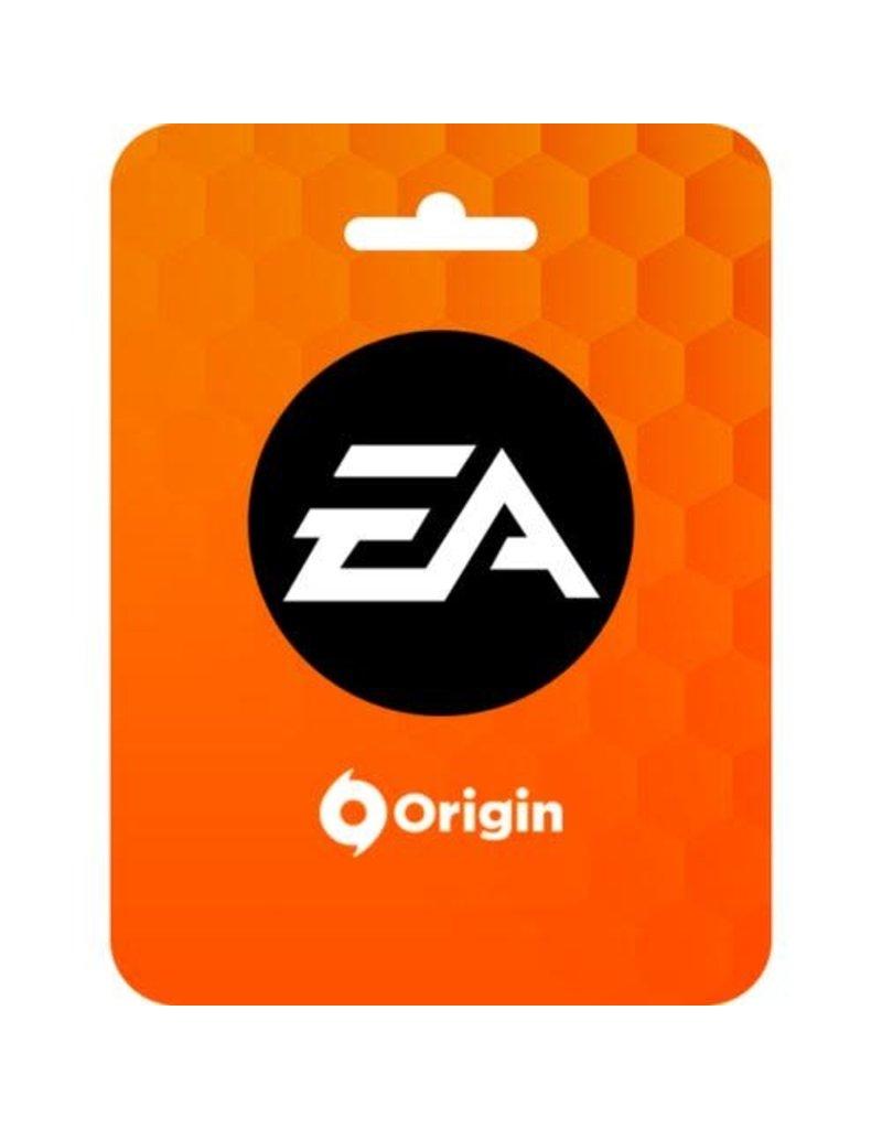 EA Games EA Games Origin Access Wallet Card USD 60 (US) Gift Card
