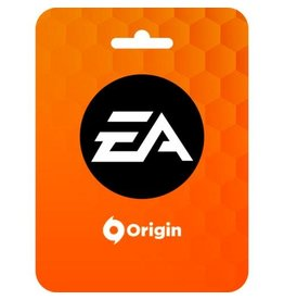 EA Games EA Games Origin Access Wallet Card USD 20 (US) Gift Card