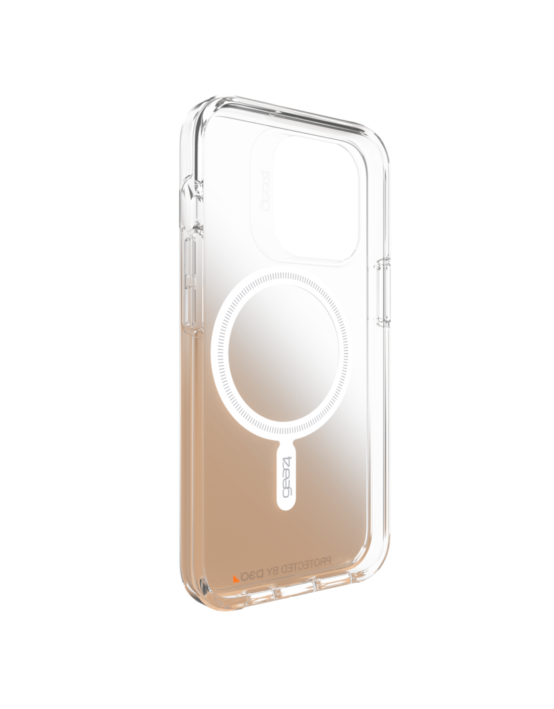 Gear4 Gear4 Milan Snap Case for Apple iPhone 13 Pro - Gold