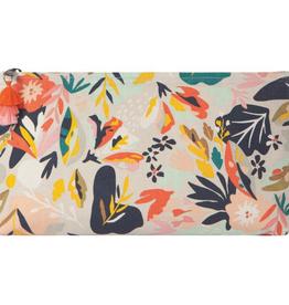 Danica Danica Superbloom Linen Cosmetic Bag