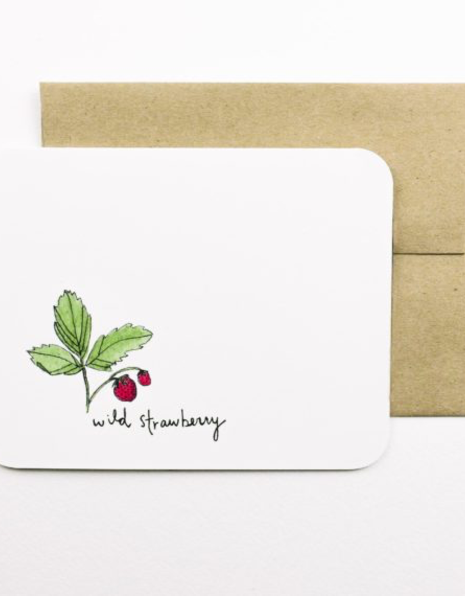 Field Day Paper Field Day Paper Wild Strawberry Card