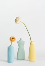 Foekje Fleur Foekje Fleur Porcelain Vase #2-Blue